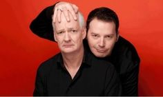 """Longtime """"Whose Line Is It Anyway?"""" stars Colin Mochrie & Brad Sherwood coming to APG Federal Credit Union Arena – September 19"""
