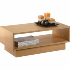 Buy Cubes Coffee Table - Beech Effect at Argos.co.uk - Your Online Shop for Occasional and coffee tables.