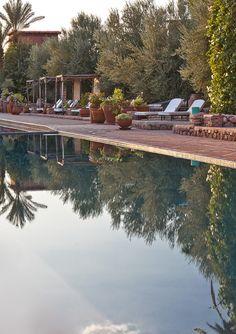 Hotel by Beldi near Marrakech, Morocco