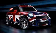 The princesses' Mini Adventure: Beatrice and Eugenie to drive Union Jack-branded car as part of trade delegation to Berlin to promote Britain Union Jack, Mini Lifestyle, Automobile, British Things, John Cooper Works, Morris Minor, Mini Countryman, Mini One, Smart Car