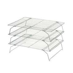 Buy Swift Stackable Cooling Racks, Set of 3 from our Metal Bakeware range - Tesco.com