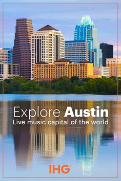 """Deep in the heart of Texas, Austin offers the perfect getaway for the free-spirited traveler within us all. Nicknamed the """"live music capital of the world,"""" visitors are surrounded by soulful sounds and the city's sense of community upon arrival. Whatever your preferred taste, IHG has many Austin hotels to ensure your stay is everything out of the ordinary."""