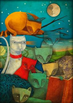 Artodyssey: Carlos C. Lainez