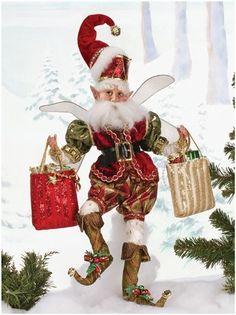 mark roberts fairies   MARK ROBERTS CHRISTMAS SHOPPING FAIRY