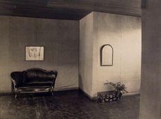 Glendale Studio, Unsigned, c. 1929 by Edward Weston