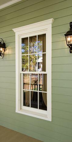 Fenêtre à guillotine / en PVC - PRO SASH® - Royal Group Technologies