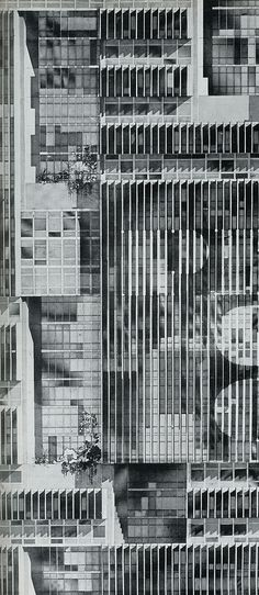 Peugeot Skyscraper in Buenos Aires, a Project by Maurizio Sacripanti