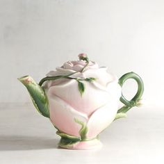 Rose Bud Teapot | Pier 1 Imports