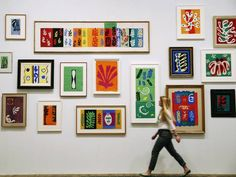 Ecstatic Henri Matisse cut-outs open at the #Tate Modern - #Reviews - #Art