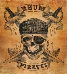 étiquette rhum pirate Pirate Halloween, Halloween Labels, Halloween Crafts, Halloween Halloween, Halloween Pumpkins, Halloween Makeup, Halloween Costumes, Deco Pirate, Pirate Theme