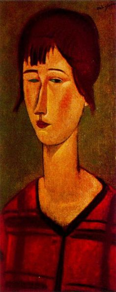 Marcelle, 1917  Amedeo Modigliani
