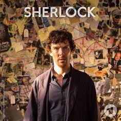 My daily Benedict — cumberbuddy: Unseen Sherlock promo photo.