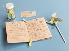 DIY Wedding stationery - Wedding stationery is an essential component of any wedding day. But, it's no secret that it can be expensive. When you factor in wedding Save the Dates, Invites, RSVPs and extras like Envelope Liners, Belly Bands and Tags, you can have a hefty bill before you've even got to your on the day print like Menus, Place Names, Table Plans and Order of Services.  Read our 10 ways to make your wedding stationery printing cheaper below…