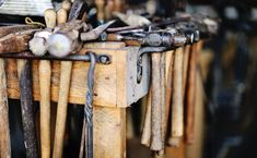 rusticmeetsvintage:    Tools, ByKathy Froilan,via Flickr