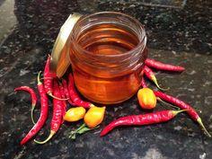 Angela's three-day chilli oil