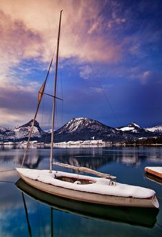Austria - Saint Wolfgang.