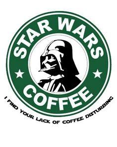 Café com Lord Vader