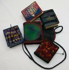 FeltBooks by Chad Alice Hagen