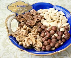Why You Need to Activate Nuts and Seeds — How To Do It - Real Food Forager