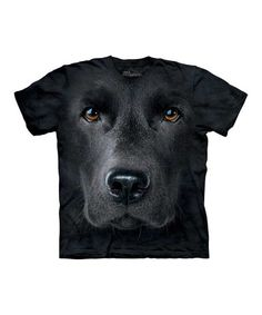Take a look at this Black Lab Tee - Toddler & Kids by The Mountain on #zulily today!