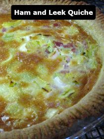 It seems like just about everyone is raving about Quark cheese . My first experience with Quark cheese was in La Merenda's Seasonal Tar. Quark Recipes, Quiche Recipes, Chef Recipes, Spicy Recipes, Great Recipes, Leek Quiche, Frittata, Quark Cheese, Mouth Watering Food