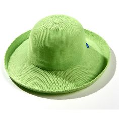The stylish Victoria Hat is also crushable. $38 from Wallaroo Hat Company