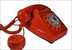 e18fc2d691aa2 Téléphone Socotel S63 - modèle 1977 Orange Passion d  occasion