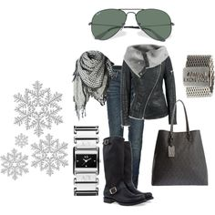 winter leather