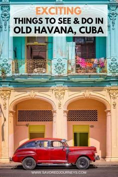 Take a walking tour of Old Havana to see all the top sights and areas that make the city unique and exciting Varadero Cuba, Cienfuegos, Trinidad, Havanna Cuba, Great Buildings And Structures, Modern Buildings, Family World, India Architecture, Visit Cuba