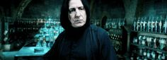 Pin for Later: Remembering Every Priceless Moment Alan Rickman Gave Us as Snape When He Strikes