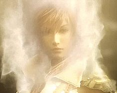 Lightning - Final Fantasy Dissidia Duodecim - gif