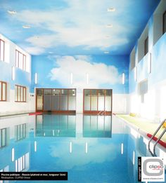 In Russia Clipso covered a swimming pool. Almost 40 yards. Yes we did it!