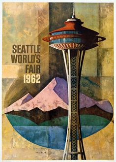 Seattle Worlds Fair 1962