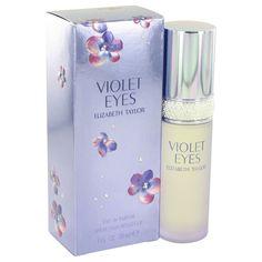 Violet Eyes Perfume by Elizabeth Taylor Eau De Parfum Spray