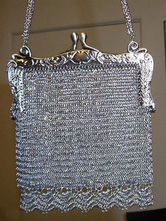 chainmaille purse
