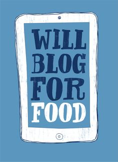 Blog for Food T- Shirt Foodie Fun