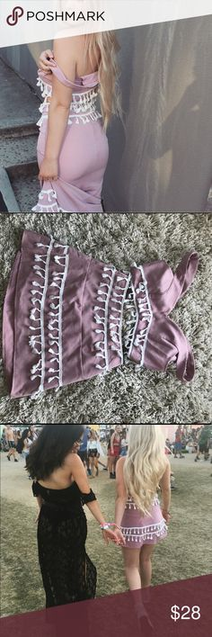 Sabo skirt two piece!! With long skirt or short( I have the long or short skirt (I hemmed)! The long has never been worn, still in packaging! Sabo Skirt Skirts Skirt Sets