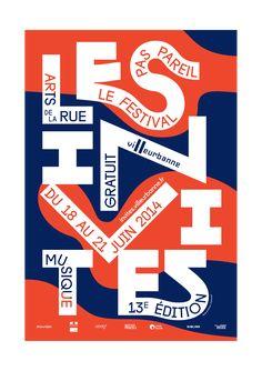 Festival de spectacle vivant Les Invites. Villeurbanne, 2014. © Superscript2
