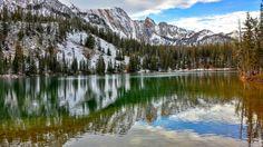 Fairy Lake MT [OC] [3264x1836]   landscape Nature Photos