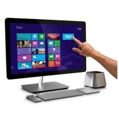 ¿Les gusta? Vizio All-in-One Touch PC
