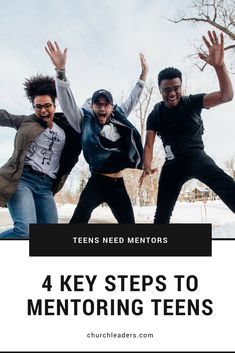 Mentoring is an essential part of any youth ministry