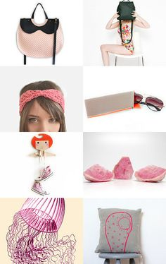 Pink day  by Marin K on Etsy--Pinned with TreasuryPin.com