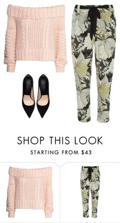 """Idk what this is but I sort of like it"" by rosy-heart-love ❤ liked on Polyvore featuring H&M, Dorothy Perkins and Zara"