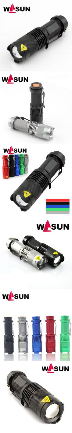 Flashlight lanterna led flashlight linternas portable Mini LED Flashlight ZOOM 7W CREE 2000LM zaklamp lighting