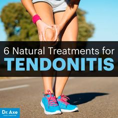 Remedies For Knee Pain Tendonitis - Dr. Axe - Tendonitis is a common injury among runners and athletes, but it can occur in just about anyone. Here are six natural treatments for tendonitis symptoms. Patellar Tendonitis, Tendinitis, Bicep Tendonitis, Doterra, Natural Treatments, Natural Remedies, Herbal Remedies, Health Remedies, Trauma