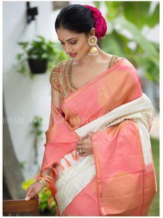 The saree.