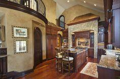billionaire kitchens