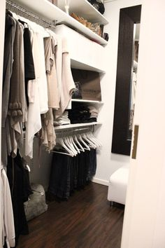 Walk-in-closet  http://casablancos.blogspot.fi/