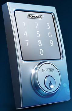 Siri smart lock...nuff said