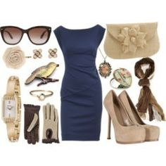 what to wear with a nude colored dress   This style is a must have for any spring day.